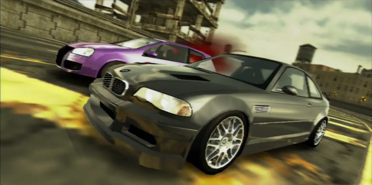 f4e1d75ff Need for Speed Most Wanted Black Edition PS2 gameplay (played on PS3 60gb)  - HD 1080p - YouTube