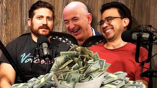 Jeff Bezos Saves the WORLD for his CLONES - Dude Soup Podcast