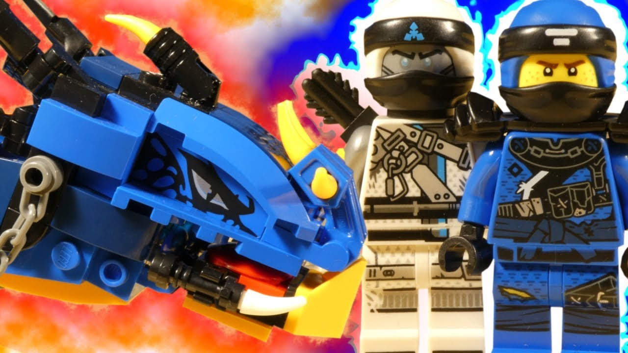 LEGO NINJAGO HUNTED - STORMBRINGER DRAGON