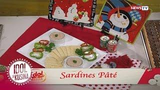 Idol sa Kusina: Sardines Pate