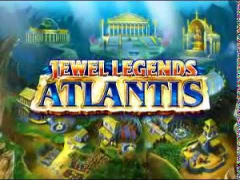 Jewel Legends: Atlantis Game Trailer & Download