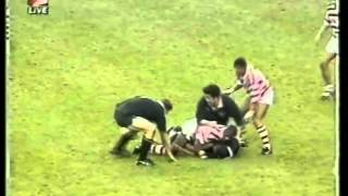 Wigan v Wasps - 1996 Middlesex Sevens Final