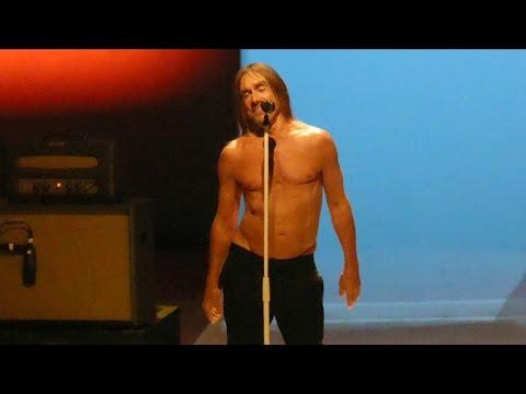 Iggy Pop with Josh Homme and Matt Helders - Nightclubbing [Live at Greek Theatre, LA - 28-04-2016]