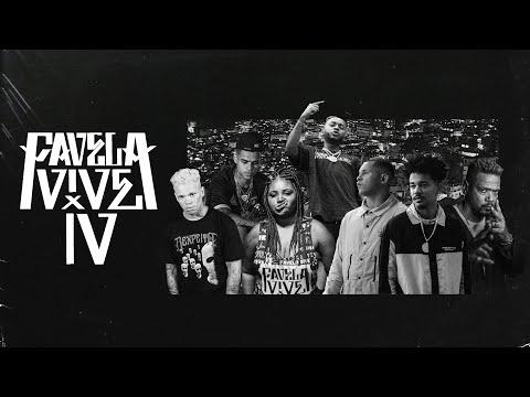Favela Vive 4 (Letra) – ADL | Mc Cabelinho | Kmila CDD | Orochi | Cesar MC | Edi Rock