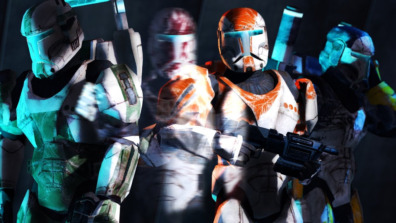 Commando 2 Wallpaper: Republic Commando: Part 2