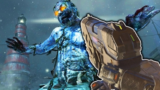 CALL OF THE DEAD IN BLACK OPS 3! (Black Ops 3 Zombies Remake/Mod)