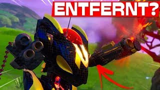 Were ROBOTER REMOVED? | ZOMBIES BACK again! | Fortnite Patch 10.10