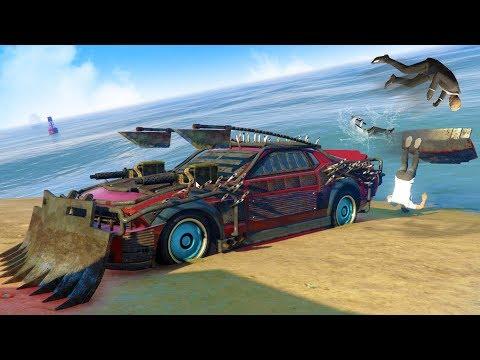 THIS CAR'S SECRET WEAPON IS HILARIOUS!   GTA 5 THUG LIFE #201