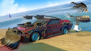 THIS CAR'S SECRET WEAPON IS HILARIOUS! | GTA 5 THUG LIFE #201