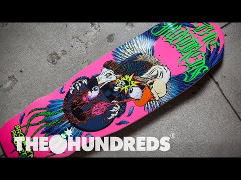 BROOKLYN PROJECTS WEST :: THE HUNDREDS SANTA MONICA