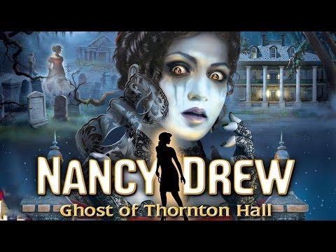 Nancy Drew Ghost of Thornton Hall  - SPOOKY #1