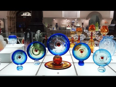 Russia, Gus-Crystal, Crystal Museum im.Maltsovyh.(Гусь-Хрустальный, музей хрусталя им.Мальцовых)