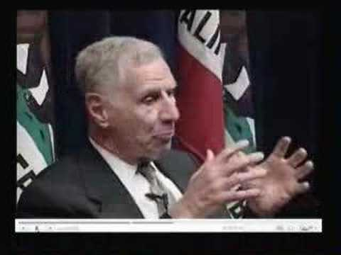 Former California Governor Deukmejian on the State Budget