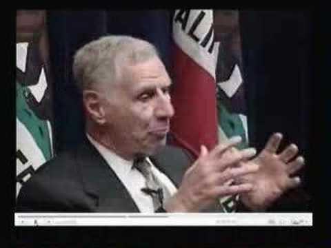 Former California Governor Deukmejian on the State Budget