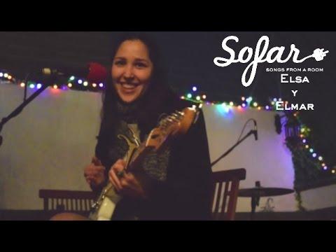 Elsa y Elmar - Planeando el Tiempo | Sofar Mexico City