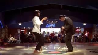 Pulp Fiction Dance Scene ft. VV -