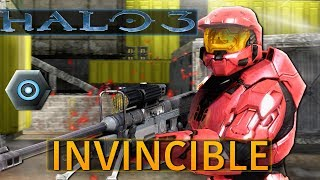 Halo 3 - Invincible on The Pit