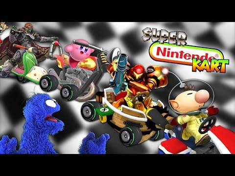 Nintendo Kart: A Thing That Needs to Happen