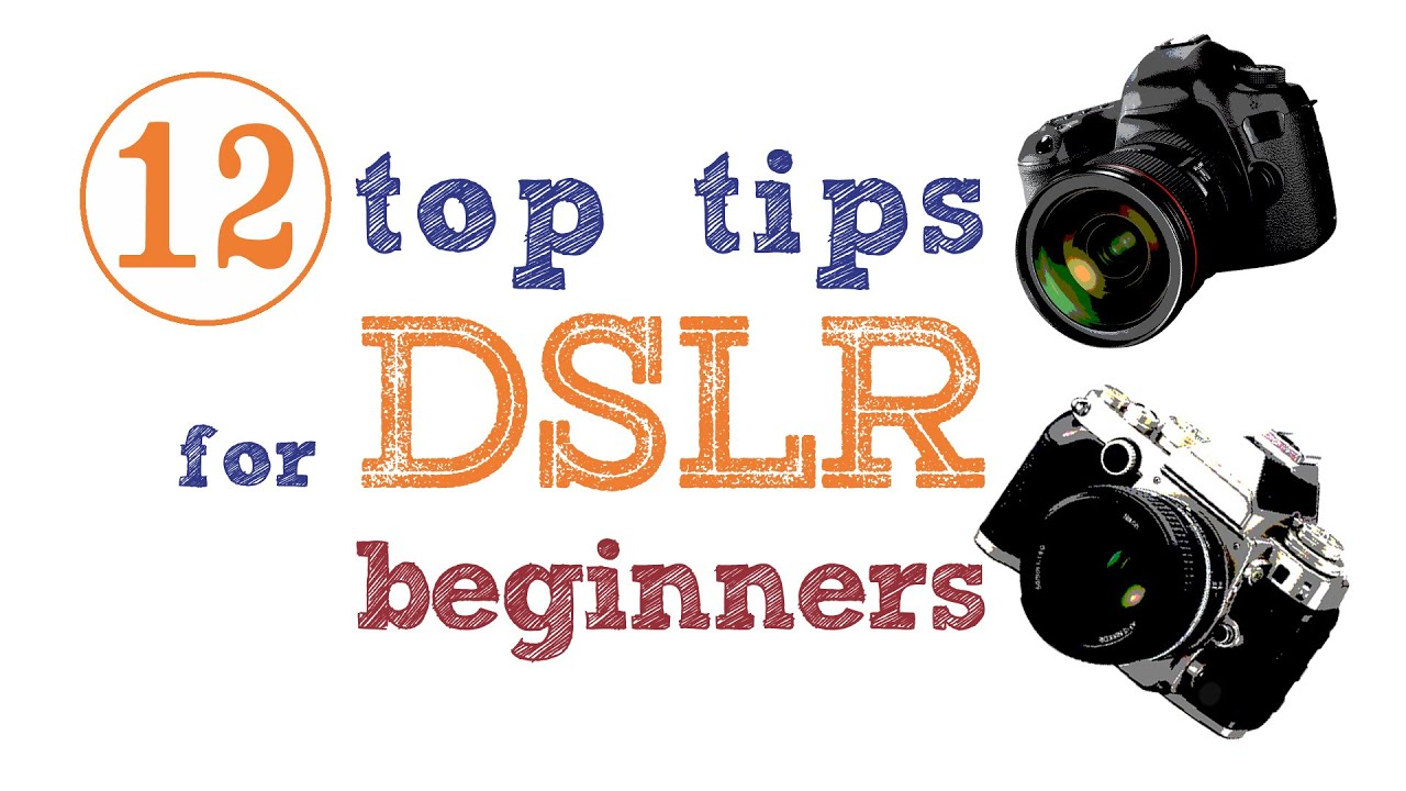 Easy to Understand DSLR Photography for Beginners PDF