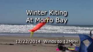 Kiting Mission to Morro in December Thumbnail