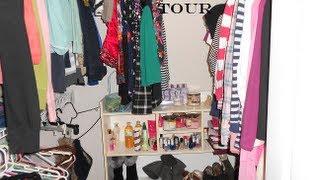 Closet Tour! Thumbnail
