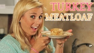 Healthy Turkey Meatloaf Recipe | Eat Clean Recipes