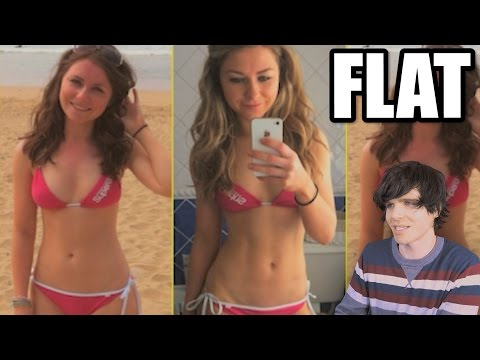How To Get A Flat Stomach (Onision)