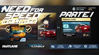 Need For Speed No Limits Android Mitsubishi Lancer Evo VI FlashBack Dia 5 Triunfo Parte 1