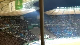 Stimmung MSV Duisburg Pokalfinale 2011