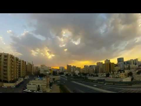 Qatar In Motion Time Lapse by Samim Qazi