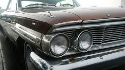1964 Galaxie gets a new windshield
