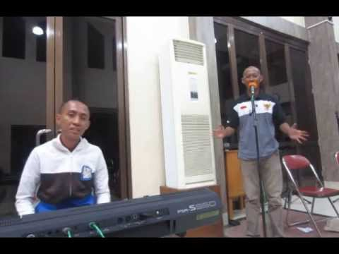 (GLENN FREDLY) Pantai Cinta - Cover by. Wellmax Lokollo