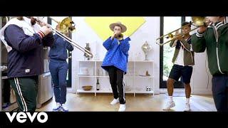 Brasstracks ft. Masego - Golden Ticket/Basket Case (Late Show with Stephen Colbert)