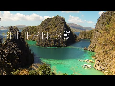 RoadTrip philippines - country of discovery