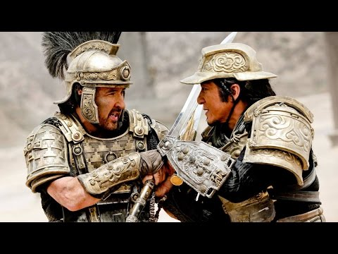 'Dragon Blade' Trailer Featuring Jackie Chan And John Cusack Goes Viral