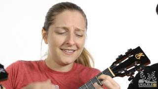 """Rhythm of Love"" Ukulele Duos (on UU+) - Craig and Sarah"