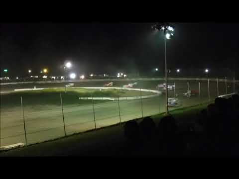Penn Can Spoeedway - August 24th, 2018 - Modified Main