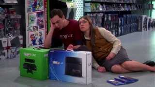 The Big Bang Theory - Sheldon: XboxOne o PS4?