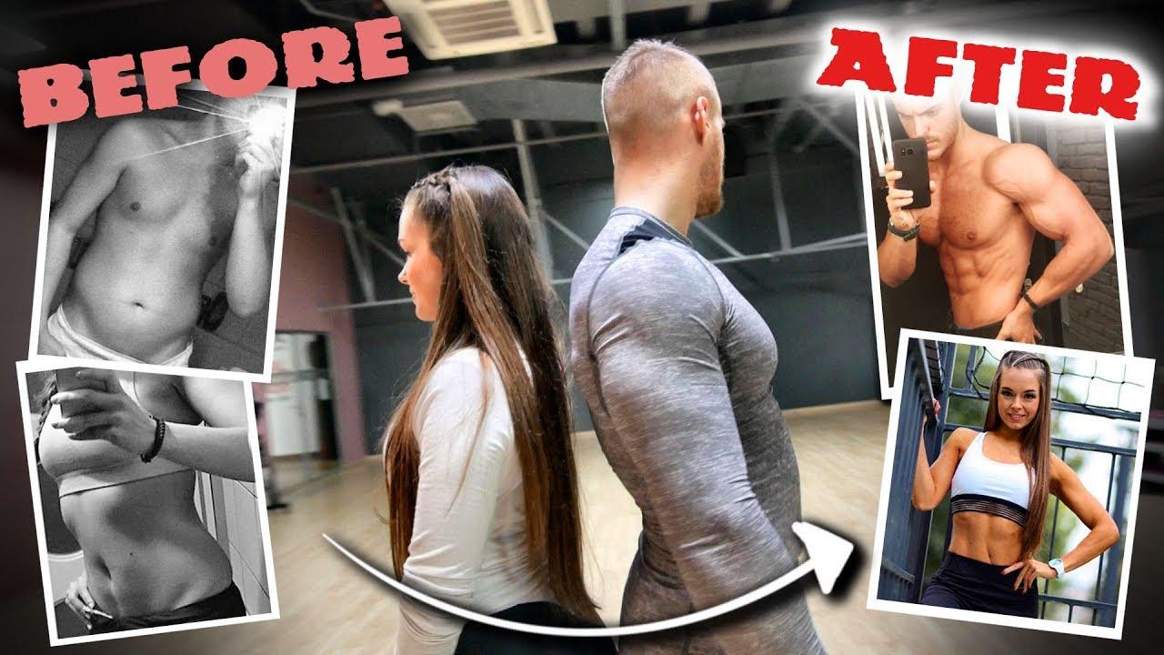 edzés visszér ellen fitness barátnője