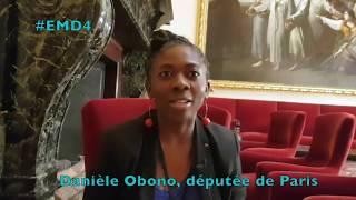#EMD4 : Danièle Obono en mode députée (avec Ugo Bernalicis) #4
