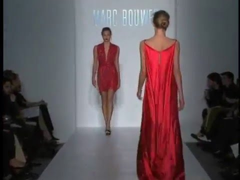 Fashion Show: New York Fashion Week Marc Bouwer Fall 2007  Part 1