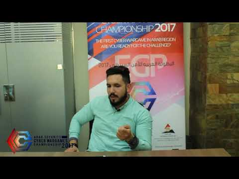 "Interview with 2nd Strongest team in Arab Security Cyber Wargames Championship 2017 ""NopRiders"""