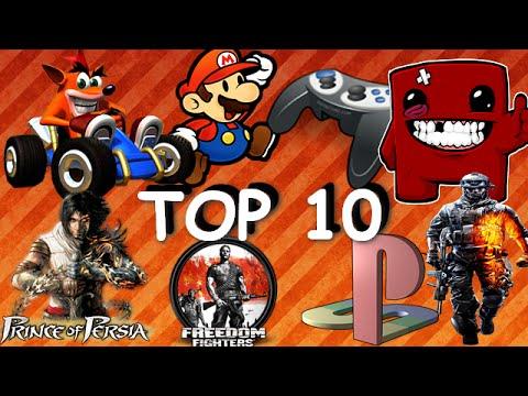 TOP 10 JUEGOS DE PC DE POCOS REQUISITOS + LINKS