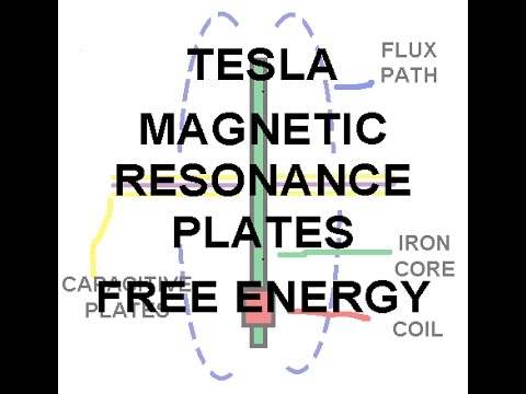 TESLAS BIG SECRET : FREE ENERGY MAGNETIC RESONANCE GENERATOR