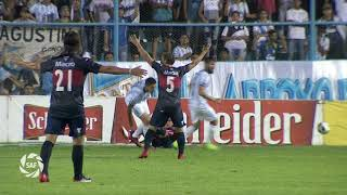Fecha 17: resumen de Atlético Tucumán - Tigre