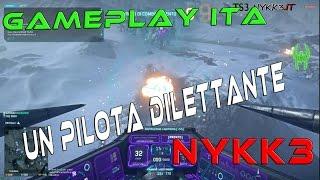Planetside 2 - Gameplay ITA HD - Un Pilota Dilettante