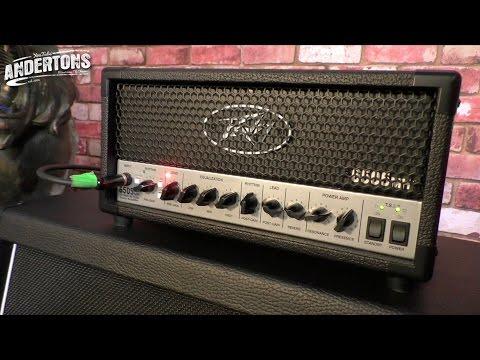 Peavey 6505 Mini Head - Devastating Tone.... said the Baboon!