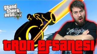 Efsane Tron Yarışı - Gta 5 Online