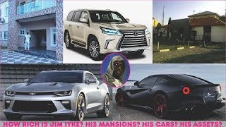 How rich is Jim Iyke  Jim Iykes Mansions Cars Luxuries  Assets
