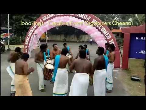 kerala CHENDA MELAM available in Chennai